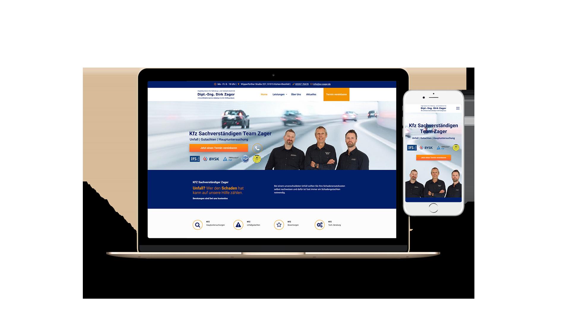 homepage-erstellen-lassen-webdesign-sv-zager-webdesigner-kunstration